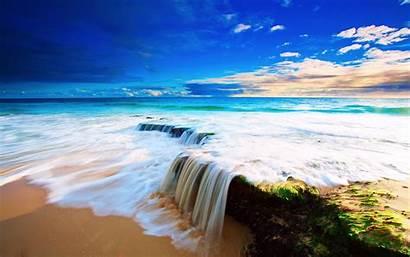 Ocean Backgrounds Desktop Wallpapers Pixelstalk