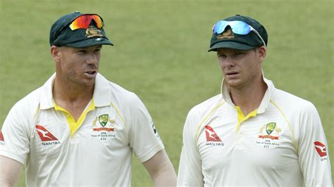 Steve Smith And David Warner Stand Down As Captain And