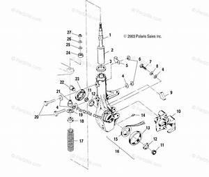 Wiring Diagram For 2004 Polaris Sportsman 400