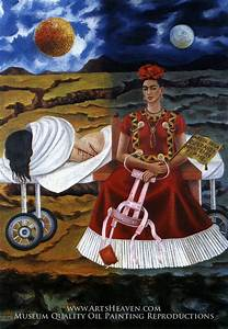 Frida Kahlo - Famous Paintings And Meanings - Art & Culture