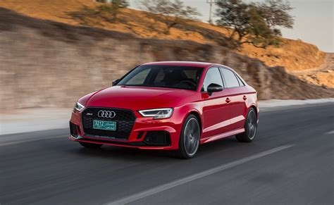 2017 audi rs3 review caradvice