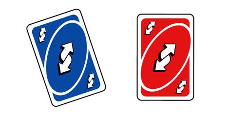 #*uno reverse card* #we can definitely talk more!! Uno Reverse Card Meme cursor - Custom Cursor browser extension