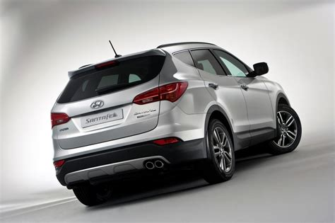 hyundai santafe cool new hyundai santa fe diesel review