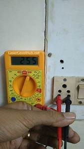 How To Use A Multimeter To Test An Outlet  Step By Step Guide