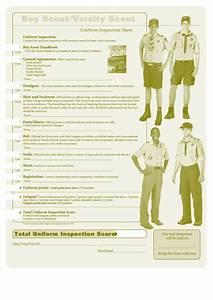 Boy Growth Chart Height Boy Scout Uniform Inspection Sheet Printable Pdf Download