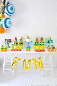 Kara's Party Ideas » Party Like a Pineapple AND 20% off