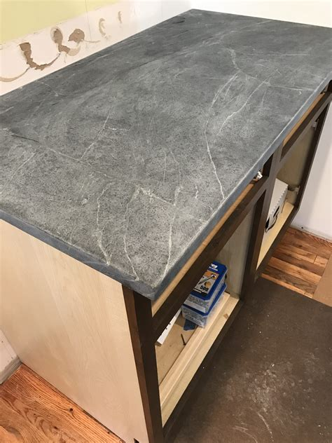 Soapstone Durability by Soapstone Countertops Are Dabomb Impeccable Nest