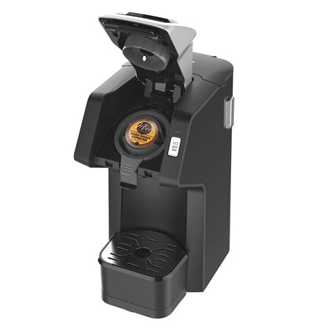 It has a nice adjustable cup feature that allows you to use both standard sized cups or even travel sized. Hamilton Beach FlexBrew® Single-Serve Coffee Maker, Black ...