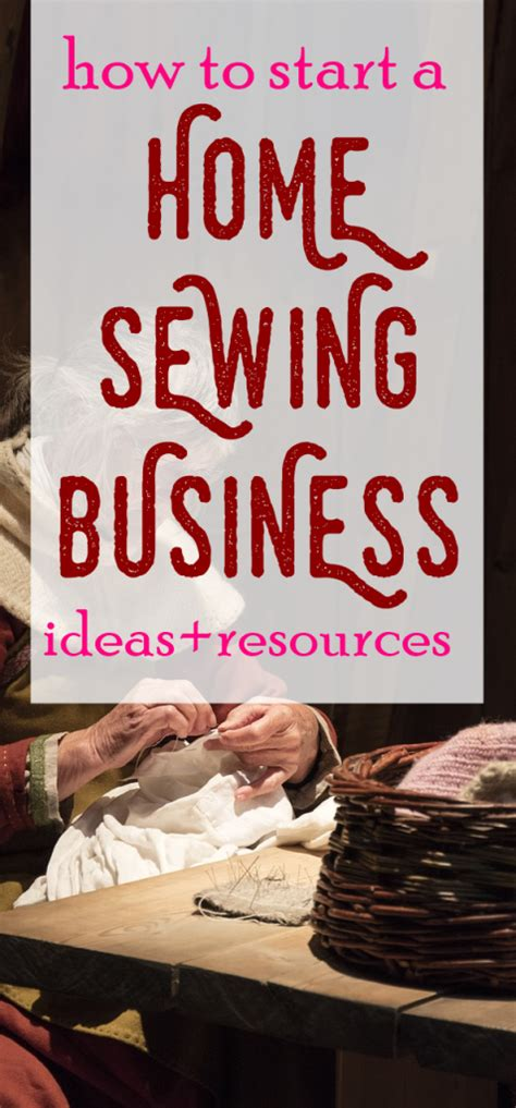 I have been making a full time living blogging for almost 10 years now and it isn t a get rich quick scheme but it can definitely make you some money. How to Start a Small Sewing Business - Sew Some Stuff