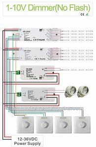 Standard 1-10v  U0026 0-10v Dimmable Driver