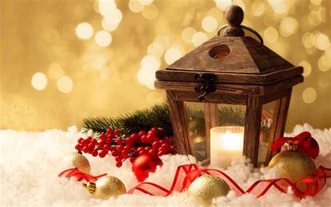 wallpapers christmas wooden lantern golden