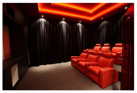 Steps To Creating The Perfect Media Room