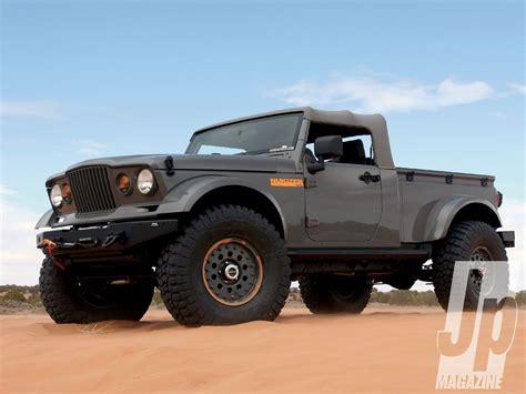 Jeep 2019 : 2019 Jeep Wrangler Pickup