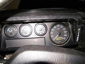 Land Rover Defender Td5 Dash Lights