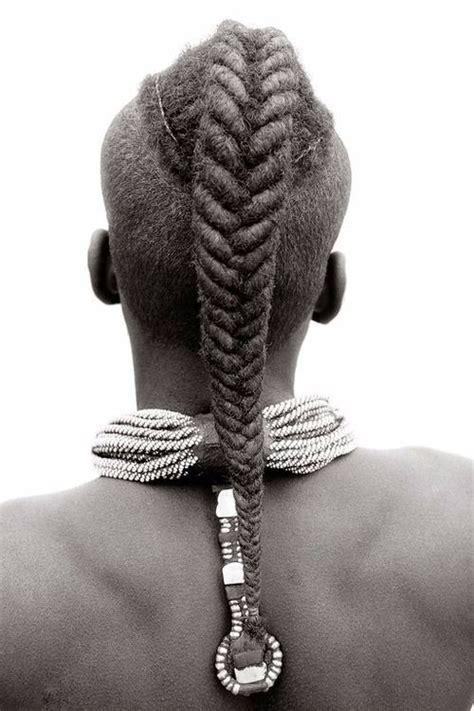 simple  stunning fishtail braid styles