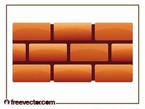 Brick wall clipart bay