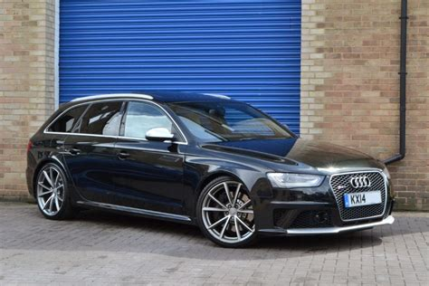 Audi Rs4 For Sale by Used Panther Black Audi Rs4 Avant For Sale Buckinghamshire
