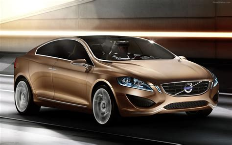Future Volvo S60 by The Next Generation Volvo S60 Concept Widescreen