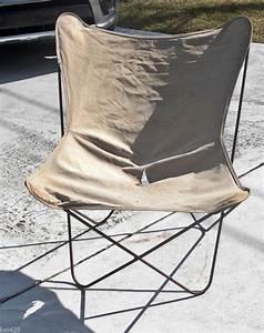 Hardoy Butterfly Chair : vintage knoll hardoy wrought iron butterfly chair ~ Sanjose-hotels-ca.com Haus und Dekorationen