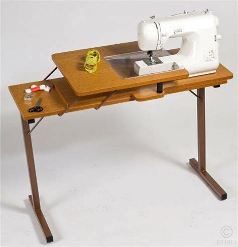 sewing machine desk sewing machine cabinets and tables home furniture design