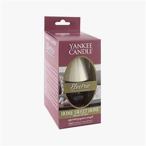 Diffuseur De Parfum Voiture : diffuseur parfum d 39 ambiance yankee candle home sweet home ~ Teatrodelosmanantiales.com Idées de Décoration