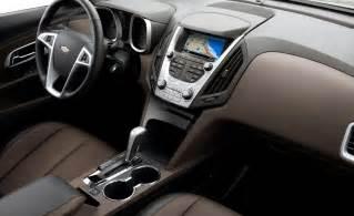 2014 Chevy Equinox LTZ Interior