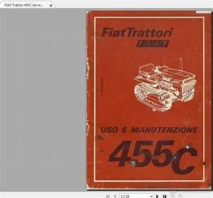 Fiat Trattori 455c Service Manual Repair