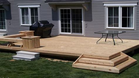 basic deck design outdoor decks and patios pictures simple deck design