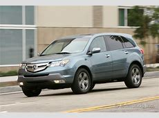 2007 Acura MDX Road Test