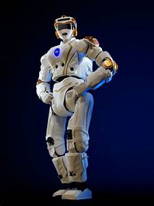 This is NASA's humanoid robot that will help humans ...