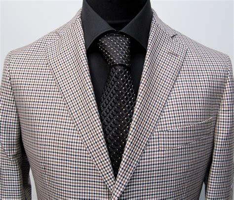 summer jacket glencheck muga clothing