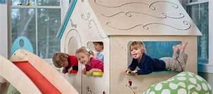 Haus Gestalten Spiele : kinderzimmer gestalten coole spielbetten f r kleinkinder ~ Lizthompson.info Haus und Dekorationen