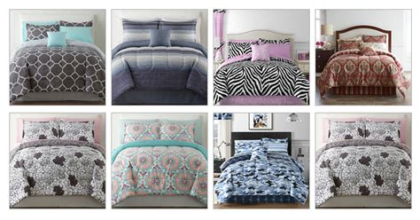 jcpenney select comforter and bedding sets all sizes jcpenney complete bedding sets only 33 99 regularly 170 all sizes hip2save