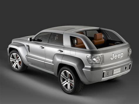 jeep trailhawk 2007 jeep trailhawk concept pictures