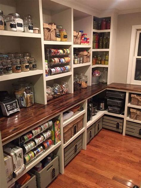 Amazing Pantry Designs by 20 Mind Blowing Kitchen Pantry Design Ideas For Your