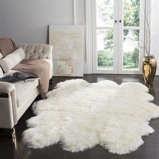 big fur rug 25 best ideas about sheepskin rug on faux