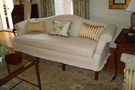 Camel Back Loveseat by Camel Back Sofa With Skirt Loccie Better Homes Gardens Ideas