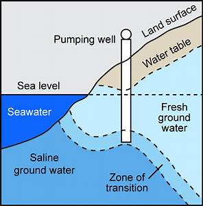 Climate Adaptation And Saltwater Intrusion