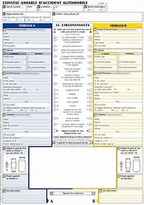 Imprimer Constat Amiable : quelques liens utiles ~ Gottalentnigeria.com Avis de Voitures