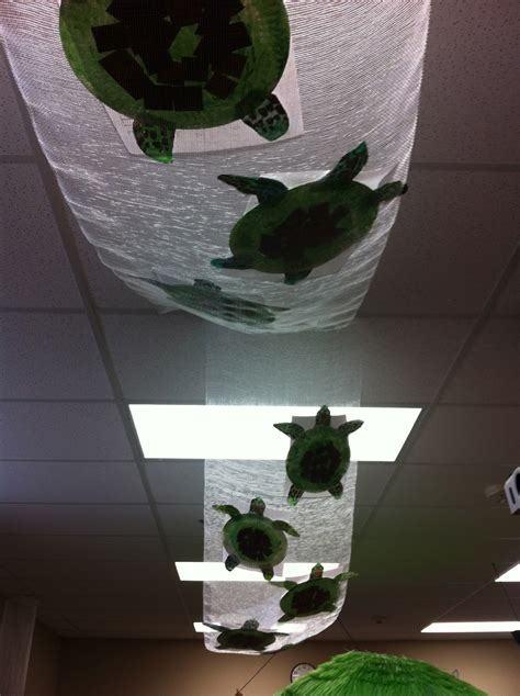 Turtle Decorations Ideas by Unit