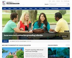 22 education bootstrap themes templates free With html education templates free download