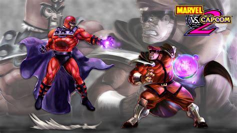 Marvel Vs Capcom 2 Magneto Vs Bison El Mundo Tech