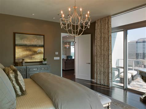 austonian luxury condo contemporary bedroom austin