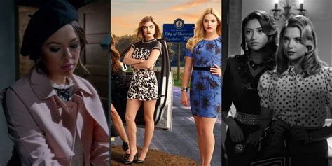 Pretty Little Liars: Each Main Character's First And Last ...