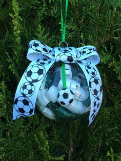 soccer  volleyball floating glass ornaments