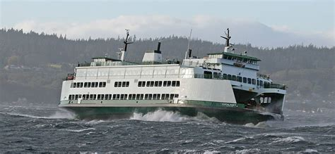 Electric Boat Bremerton Wa by Ferry On The Roll San Juan Update