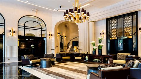 iconic deco hotel reopens in world property journal global news center