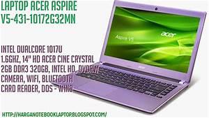 Acer Aspire V5-431-10172g32mn Harga Spesifikasi Dan Review
