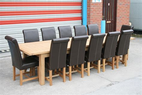Large Dining Table| Seats 10, 12, 14, 16 People