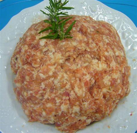 cuisiner chair à saucisse chair à saucisse recettes a cuisiner le meilleur de